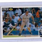 Don Mattingly Silver Signature Trading Card 1994 UD Collector's Choice #192