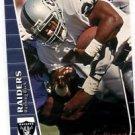 Napoleon Kaufman Trading Card Single 1999 Collector's Edge Triumph #T10 Raiders