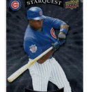 Alfonso Soriano Uncommon Starquest insert Single 2009 Upper Deck Series 2 #SQ-3