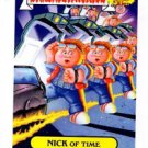 Nick Of Time 80s Spoof Trading Card 2015 Topps Garbag Pail Kids #1b