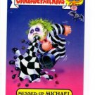 Messed Up MIchael 80s Spoof Trading Card 2015 Topps Garbage Pail Kids #2b