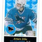 Arturs Irbe Retro SP Card 2015-16 UD OPC #580 Sharks