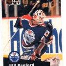Bill Ranford Trading Card Single 1991-92 Pro Set #70 Oilers
