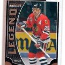 Steve Larmer Marquee Legends Card 2015-16 UD OPC #591 Blackhawks