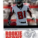 Peerless Price Trading Card Single 2005 UD Rookie Debut #6 Falcons
