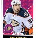 Matt Beleskey Retro SP 2015-16 UD OPC #337 Ducks
