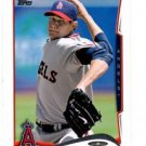 Garrett Richards Trading Card Lot of (2) 2014 Topps Mini Exclusives #306 Angels