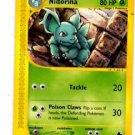 Nidorina Common Trading Card Pokemon Skyridge 83/144 x1 NMT