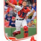 Ryan Lavarnaway Trading Card Single 2013 Topps #644 Red Sox
