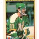 Mike Gartner Hat Trick Tradinng Card 1990-91 Bowman #8 Nordiques