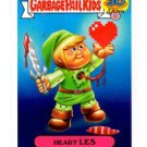 Heart Les 80s Spoof Trading Card 2015 Topps Garbage Pail Kids #14b
