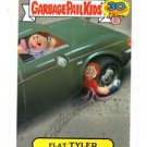 Flat Tyler Zoom Out Trading Card 2015 Topps Garbage Pail Kids #6b
