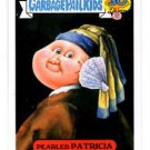 Pearled Patricia Artist Influence Single 2015 Topps Garbage Pail Kids #2a