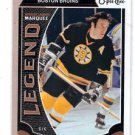 Phil Esposito Marquee Legend 2015-16 UD OPC #594 Bruins