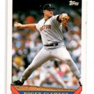Roger Clemens Trading Card Single 1993 Topps #4 Red Sox