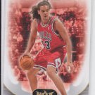 Joakim Noah Trading Card Single 2008-09 Fleer Hot Prospects #63 Bulls