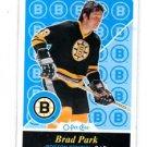 Brad Park Retro SP 2015-16 UD OPC #572 Bruins