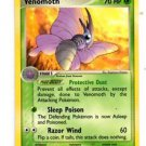 Venomoth Uncommon Trading Card Pokemon FireRed & LeafGreen 49/112 x1
