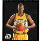 Jeff Green RC Trading Card Single 2007-08 Topps #1#115 Sonics NMT *