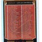 Checkolist Foil 101-200 SP  2015-16 UD OPC