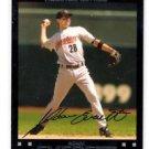 Adam Everett Red SP Trading Card Single 2007 Topps #152 Astros