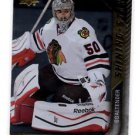Corey Crawford Shining Stars Goaltender SP Insert 2015-16 Upper Deck #SS42