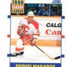 Sergei Markarov Trading Card Single 1990-91 Score Canadien #350 Flames