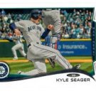Kyle Seager Trading Card Single 2013 Topps Mini Exclusives #73 Mariners