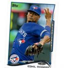 Esmil Rogers Trading Card Single 2014 Topps Mini Exclusives #177 Blue Jays