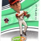 Troy Glaus Trading Card Single 2005 Upper Deck Power Up! #8 Angels