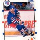 Mike Gartner Trading Card Single 1990-91 Score Canadaien #130 Rangers