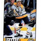 Ron Francis Trading Card Single 1998-99 UD Choice #169 Penguins