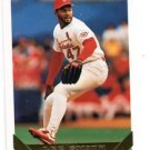Lee Smith Gold Parallel Trading Card 1993 Topps #12 Cardinals