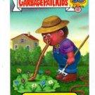 Runny Ron Cutting Floor Trading Card 2015 Topps Garbage Pail Kids #3b