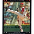 Bronson Arroyo Red SP Trading Card Single 2007 Topps #30 Reds