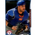 Geovanny Soto Trading Card Single 2014 Topps Mini Exclusives #389 Rangers