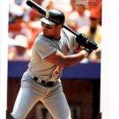Felix Jose Gold Trading Card Single 1993 Topps #67 Cardinals