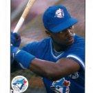 Kevin Batista Trading Card Single 1991 Upper Deck #115 Blue Jays