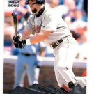 Jeff Bagwell Trading Card Single 2000 Pacific Omega #62 Astros