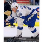 Slater Koekkoek Young Guns RC SP 2015-16 Upper Deck Series 1 #224 Lightning