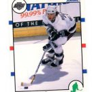 Luc Robataille Trading Card Single 1990-91 Score #150 Kings