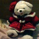"Snowflake Teddy 1995 Wal Mart Edition 20"" x 8"" x 22"" No Tags No Stains or tears"
