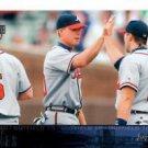 Chipper Jones Trading Card Single 2004 Upper Deck #286 Braves