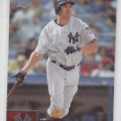 Johnny Damon Trading Card Single 2009 Upper Deck #265 Yankees