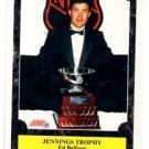 Ed Belfour Trading Card Single 1991-92 Score USA #433 Blackhawks