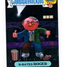 R Rated Roger Cutting Room Floor Trading Card 2015 Topps Garbage Pail Kids #5b