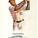 Adam Jones Trading Card Single 2008 Topps Allen & Ginter #264 Orioles