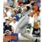 Carlos Beltran Trading Card Single 2005 Upper Deck Pros Prospects #87 Mets