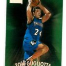 Tom Gugliotta Trading Card Single 1997-98 Skybox Premium #72 Timberwolves