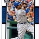Hanley Ramirez Trading Card Single 2014 Donruss #157 Dodgers